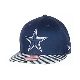 Dallas Cowboys New Era Zubaz Visor 9Fifty