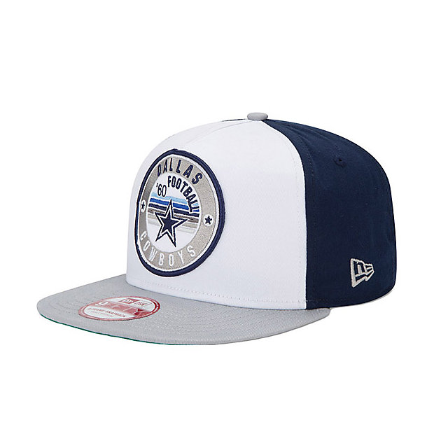 Dallas Cowboys New Era Retro Circle 9Fifty