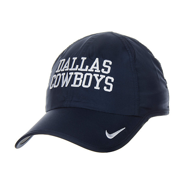 Dallas Cowboys Nike Wordmark Featherlight Cap