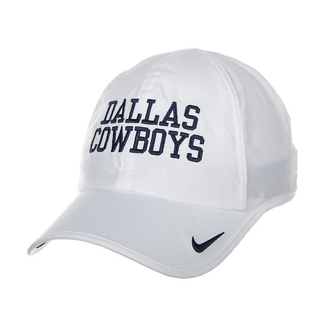 Dallas Cowboys Nike Wordmark Featherlight Cap