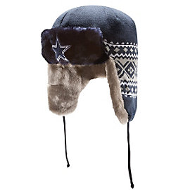 Dallas Cowboys New Era Team Trapper Knit Cap