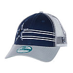 Dallas Cowboys New Era 2-T Stripez 9Forty Cap