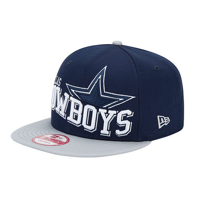 Dallas Cowboys New Era Wave Snap 59Fifty