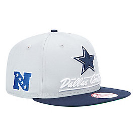 Dallas Cowboys New Era Lightning Strike 9Fifty