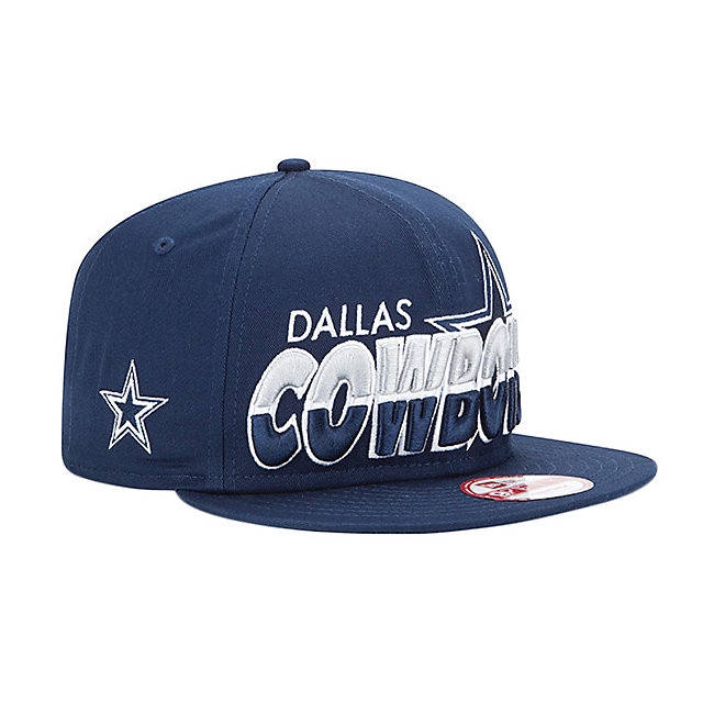 Dallas Cowboys New Era Team Horizon 9Fifty
