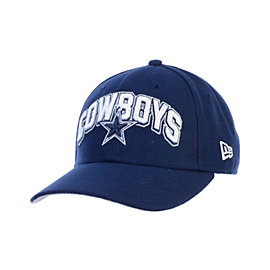 Dallas Cowboys New Era Womens 2012 9Forty Draft Cap
