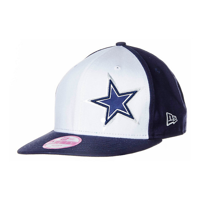 Dallas Cowboys New Era Ladies Dubs Snap Cap