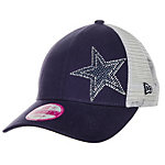 Dallas Cowboys New Era Ladies Jersey Shimmer Cap