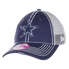 Dallas Cowboys New Era Ladies The Academy Cap
