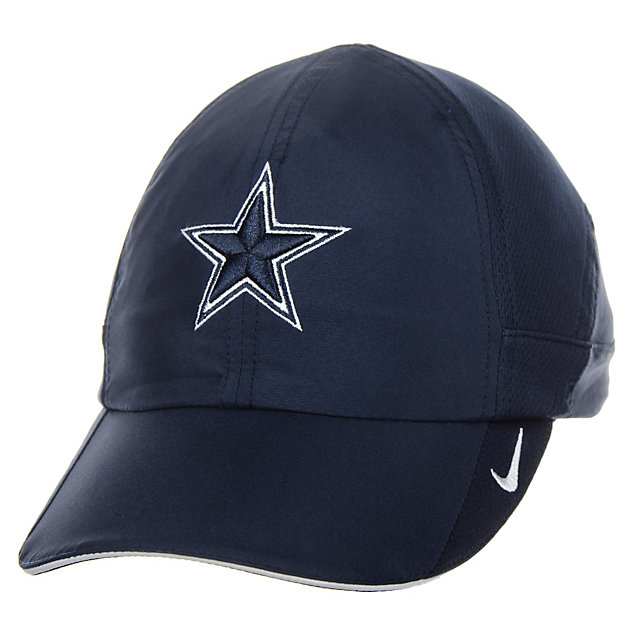 Dallas Cowboys Nike Ladies Featherlight Cap