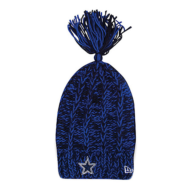 Dallas Cowboys New Era Ladies Winter Slouch Knit Cap