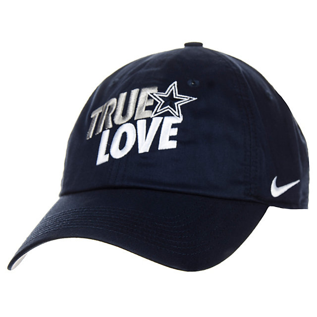 Dallas Cowboys Nike Ladies True Love Cap