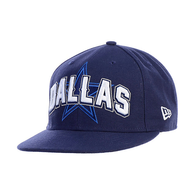 Dallas Cowboys New Era 2012 Youth 59Fifty Draft Cap