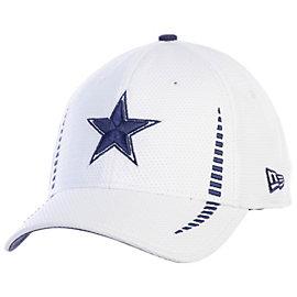 Dallas Cowboys New Era Youth Training Camp 39Thirty Cap