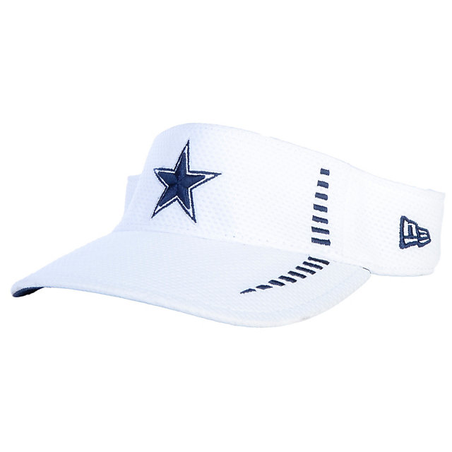 Dallas Cowboys New Era Youth Training Camp Visor