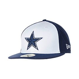 Dallas Cowboys New Era Kids 59Fifty Sideline Cap