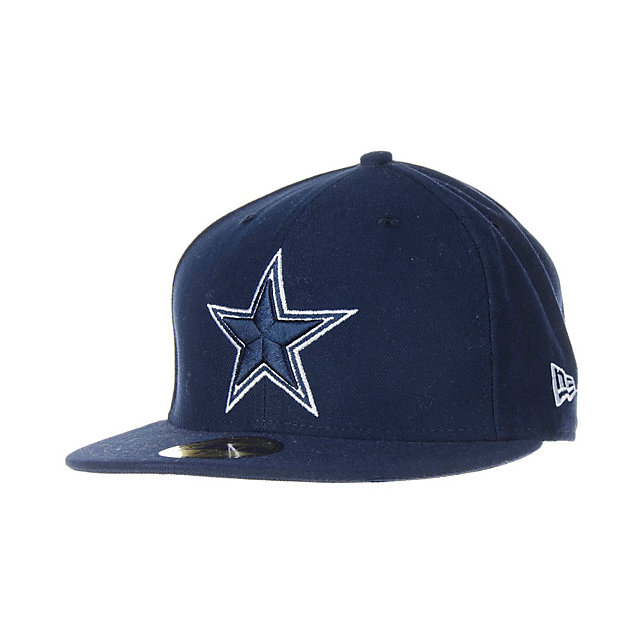 Dallas Cowboys New Era Kids 59Fifty Classic Cap