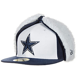 Dallas Cowboys New Era Kids Sideline Dogear 59Fifty