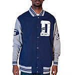 Dallas Cowboys Harpooner Letter Jacket