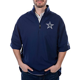 Dallas Cowboys Nike Quarter Zip Short Sleeve Hot Jacket