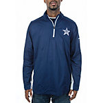 Dallas Cowboys Nike Knit Coaches Jacket