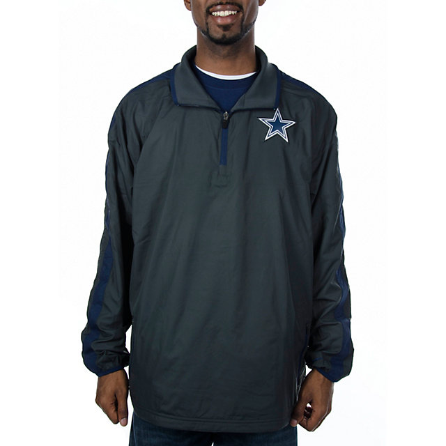Dallas Cowboys Nike Woven Coaches Jacket