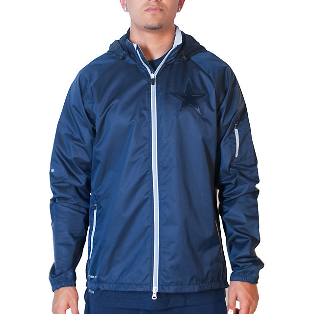 Dallas Cowboys Nike Light Weight Jacket