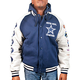 Dallas Cowboys Commemorative Fleece Jacket