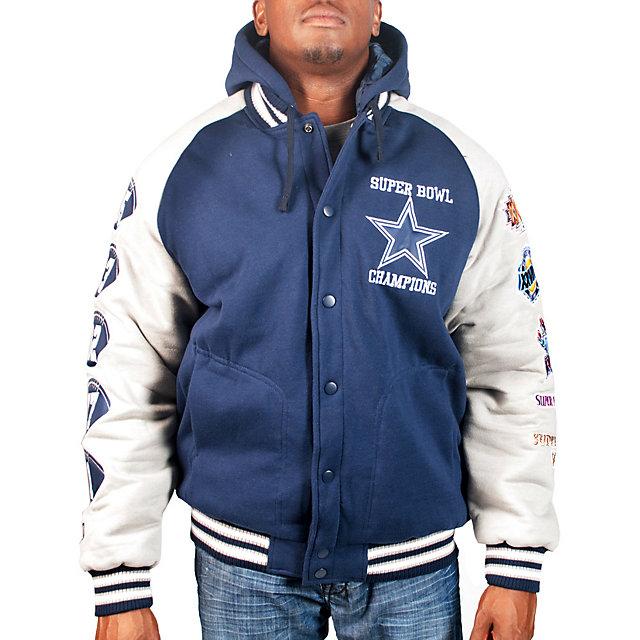 Dallas Cowboys Commemorative Fleece Jacket
