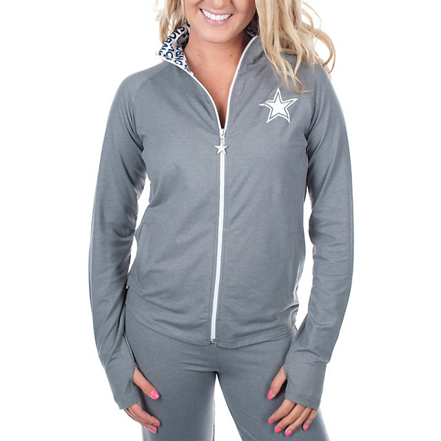 Dallas Cowboys Tessie Yoga Jacket