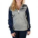 Dallas Cowboys Nike Womens Die Hard Full Zip Hoodie