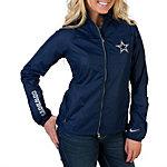 Dallas Cowboys Nike Womens Extra Point Jacket