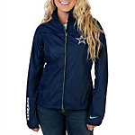 Dallas Cowboys Nike Womens Extra Point Jacket