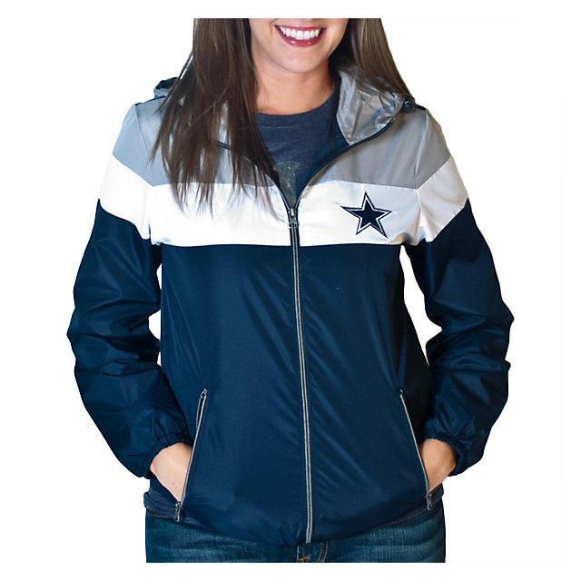 Womens dallas cowboys jackets