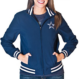 Dallas Cowboys Womens Soft Shell Jacket