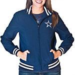 Dallas Cowboys Womens Soft Shell Jacket