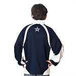 Dallas Cowboys Youth Offside Track Jacket