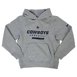 Dallas Cowboys Nike Youth Property Of Fleece Hoody