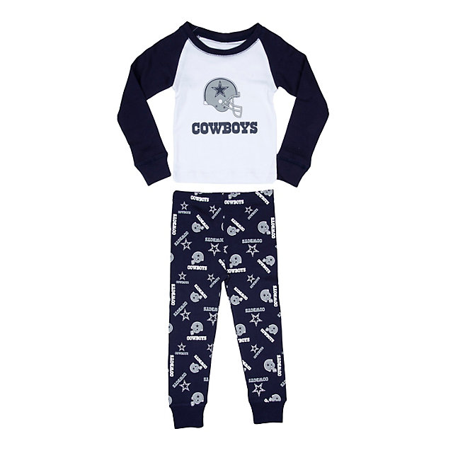 Dallas Cowboys Sleepy Cowboy Set