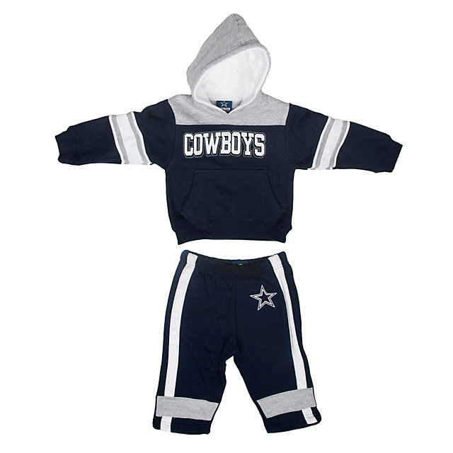 Dallas Cowboys Infant / Toddler Captain Fleece Suit