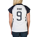 Dallas Cowboys Womens Tony Romo #9 Fan Fashion Jersey