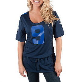 Dallas Cowboys Womens Nike Tony Romo Express Jersey