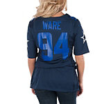 Dallas Cowboys Womens Nike DeMarcus Ware Express Jersey