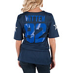 Dallas Cowboys Womens Nike Jason Witten Express Jersey