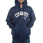 Dallas Cowboys Dive Full Zip Hoody
