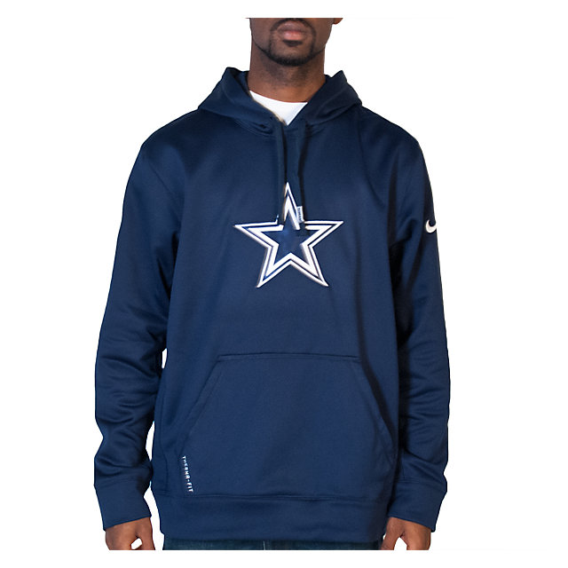 Dallas Cowboys Nike KO Team Issue Hoodie