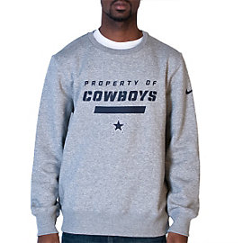Dallas Cowboys Nike Classic Property Of Crew