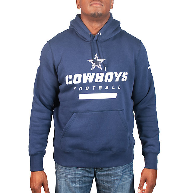 Dallas Cowboys Nike Classic Property of Hoody