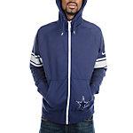 Dallas Cowboys Nike Player Club Full Zip Hoody
