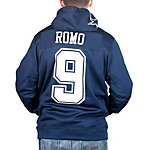 Dallas Cowboys Nike Romo Team Name and Number Hoodie